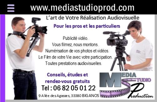 media studio production